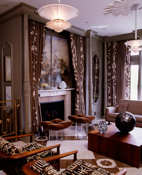 There Are So Many Parallels. Artists By Nature Love Interior Design; This  Is Why Artists Homes Are Always So Fascinating ...