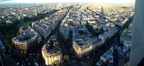 17-Paris-View-three-panoramic