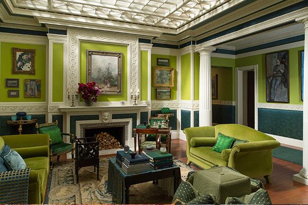 Blairsden-Mansion