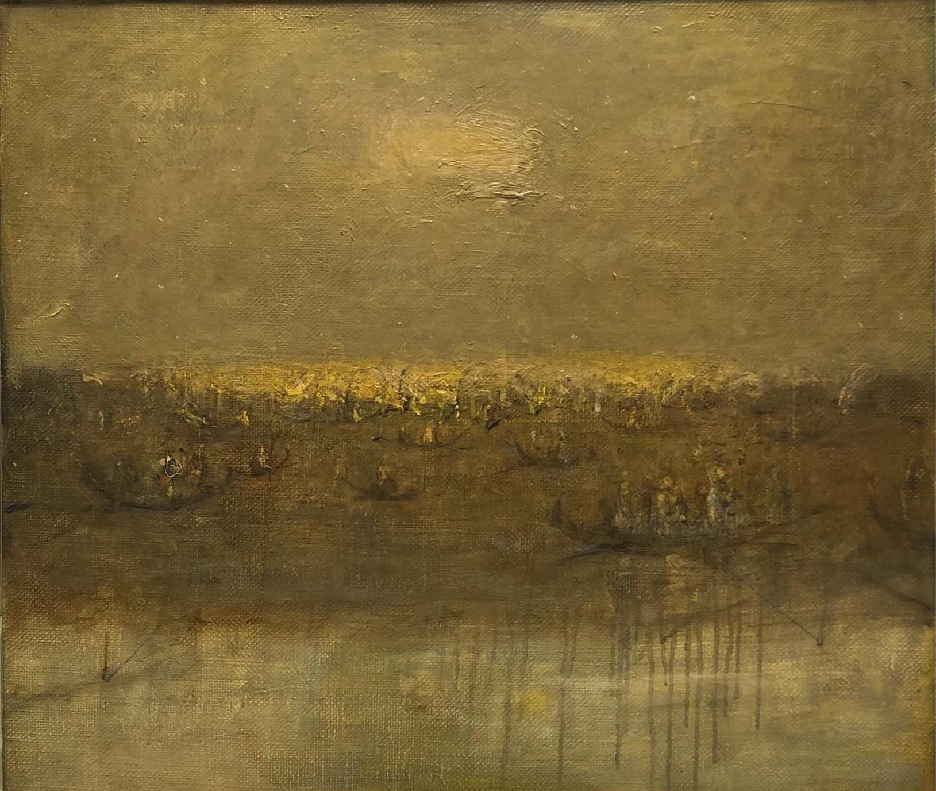 Image 3 Canvas oil 54x61cm-06