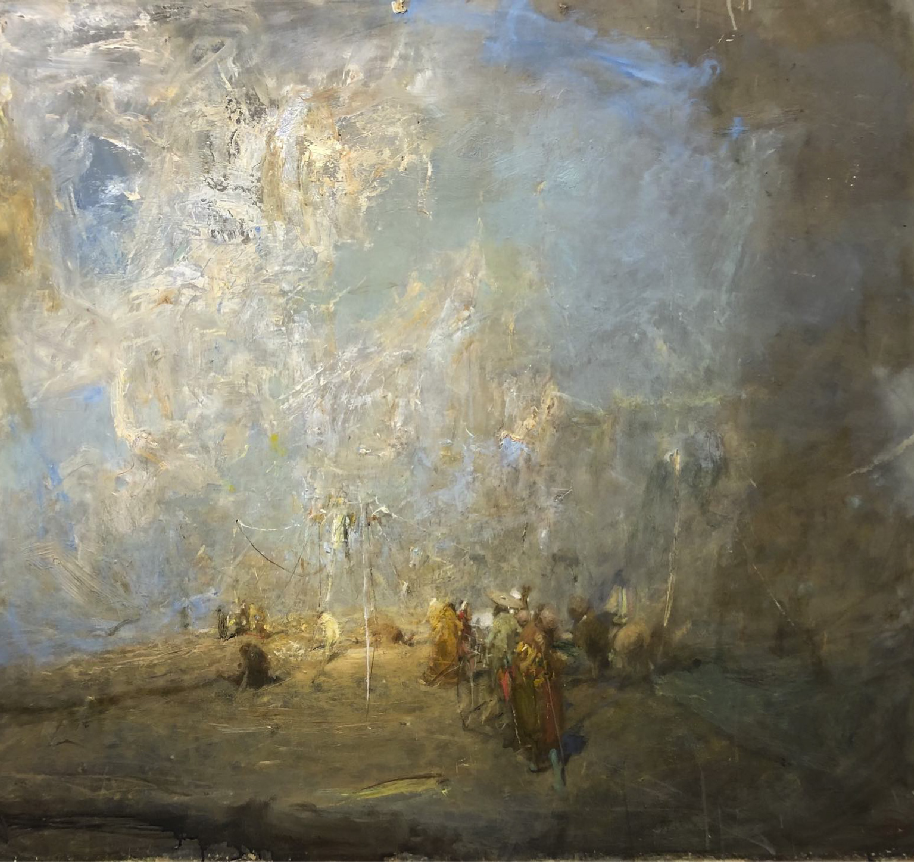 Image 6 Canvas oil 90x10cm-03